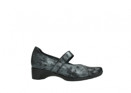 wolky court shoes 07813 ruby 10000 black anthracite nubuck_14