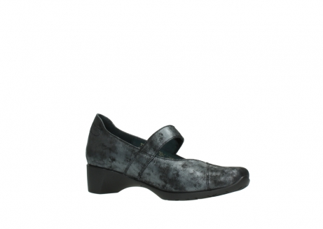 wolky court shoes 07813 ruby 10000 black anthracite nubuck_15