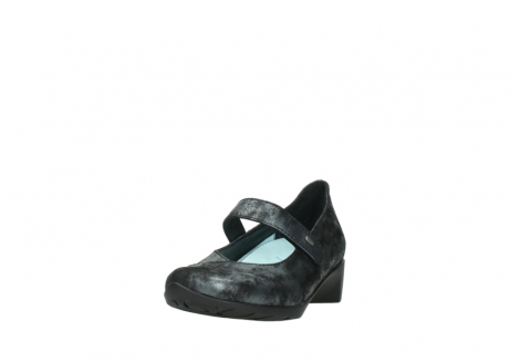 wolky court shoes 07813 ruby 10000 black anthracite nubuck_21