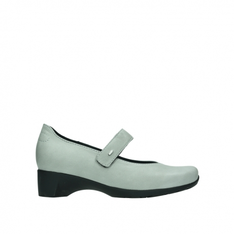 wolky court shoes 07813 ruby 20200 grey leather