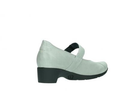 wolky court shoes 07813 ruby 20200 grey leather_10