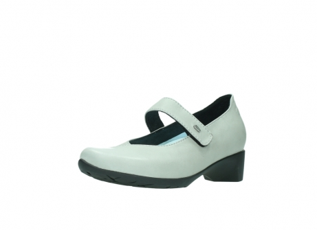 wolky court shoes 07813 ruby 20200 grey leather_22
