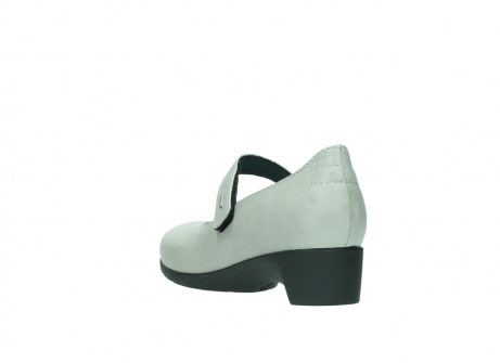 wolky court shoes 07813 ruby 20200 grey leather_5