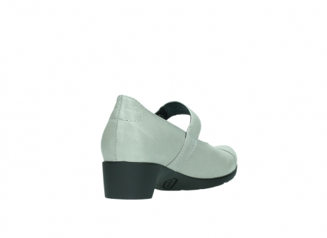 wolky court shoes 07813 ruby 20200 grey leather_9