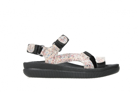 wolky sandalen 00710 energy lady 40912 offwhite multi suede_1