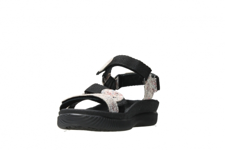 wolky sandalen 00710 energy lady 40912 offwhite multi suede_3