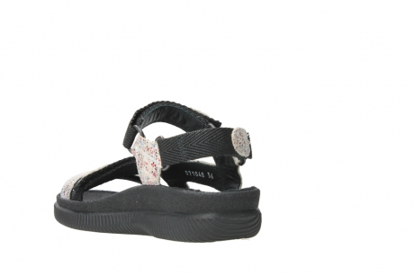 wolky sandalen 00710 energy lady 40912 offwhite multi suede_5