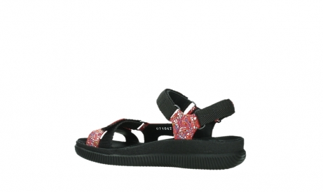 wolky sandalen 00710 energy lady 42500 red mosaic suede_15