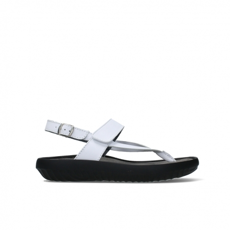 wolky sandalen 00882 cebu 31100 white leather