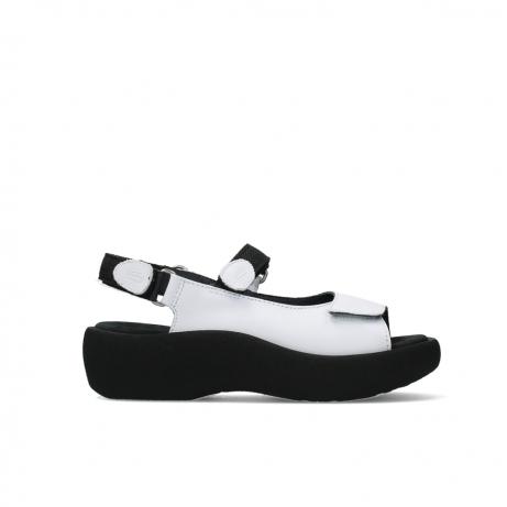 wolky sandalen 03204 jewel 30100 white leather