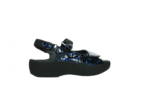 wolky sandalen 03204 jewel 69800 blue croco patent leather_24