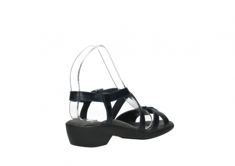 wolky sandalen 03850 torrens 30800 blue leather_10