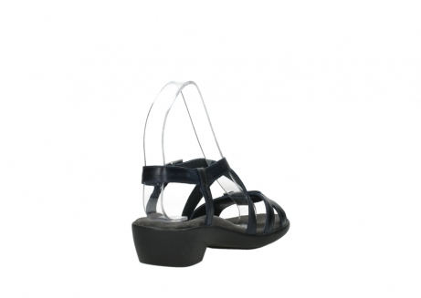wolky sandalen 03850 torrens 30800 blue leather_9