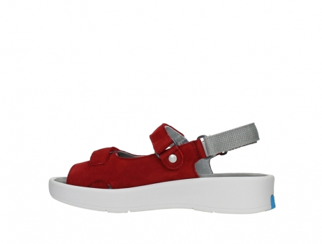 wolky sandalen 05350 globe 13500 red lightly greased nubuck_14