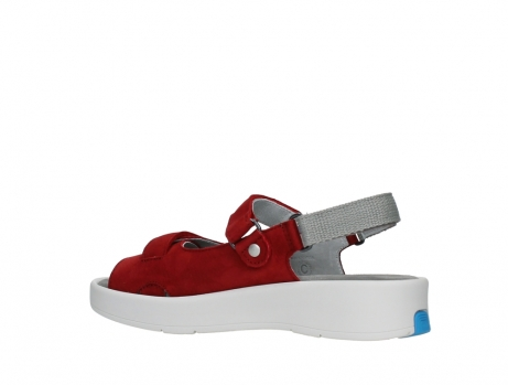 wolky sandalen 05350 globe 13500 red lightly greased nubuck_15