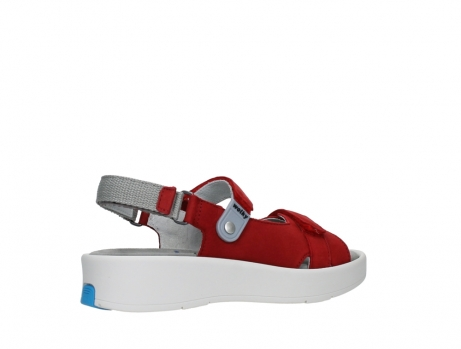 wolky sandalen 05350 globe 13500 red lightly greased nubuck_23