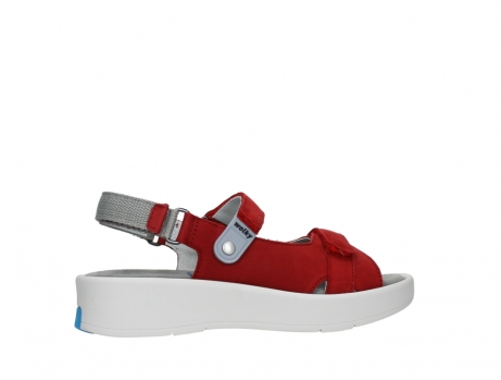 wolky sandalen 05350 globe 13500 red lightly greased nubuck_24