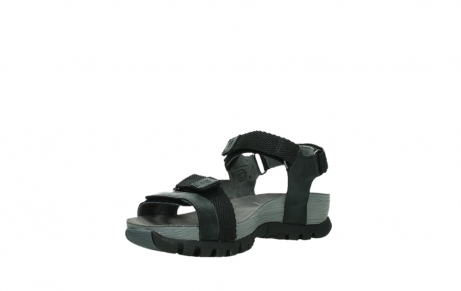 wolky sandalen 05450 cradle 30000 black leather_10