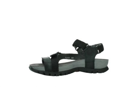 wolky sandalen 05450 cradle 30000 black leather_12