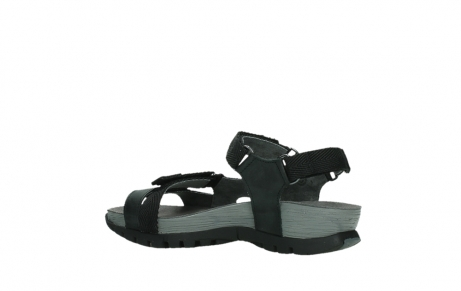 wolky sandalen 05450 cradle 30000 black leather_15