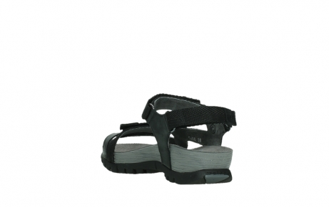 wolky sandalen 05450 cradle 30000 black leather_17