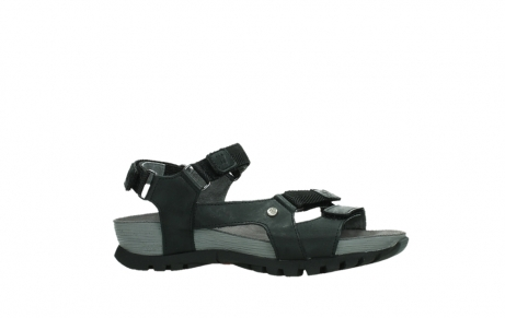 wolky sandalen 05450 cradle 30000 black leather_2