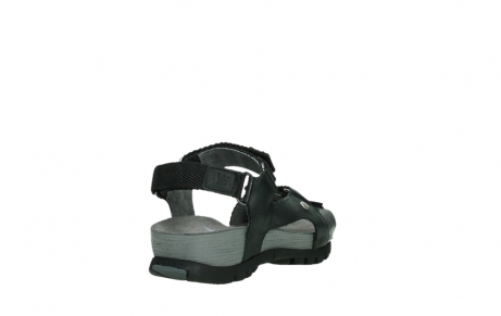 wolky sandalen 05450 cradle 30000 black leather_21