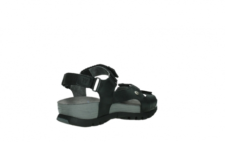 wolky sandalen 05450 cradle 30000 black leather_22