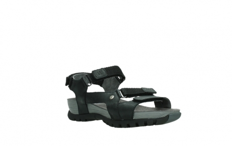 wolky sandalen 05450 cradle 30000 black leather_4