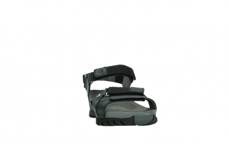 wolky sandalen 05450 cradle 30000 black leather_6