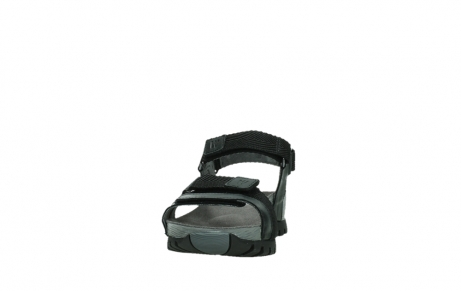 wolky sandalen 05450 cradle 30000 black leather_8