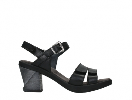 wolky sandalen 07428 cross 20000 black leather_1