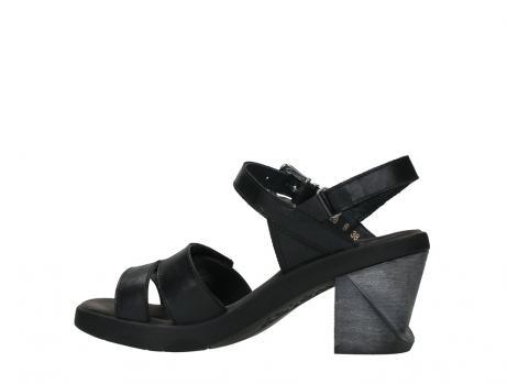 wolky sandalen 07428 cross 20000 black leather_14