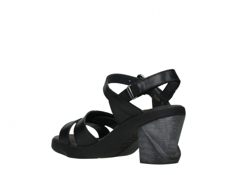 wolky sandalen 07428 cross 20000 black leather_16