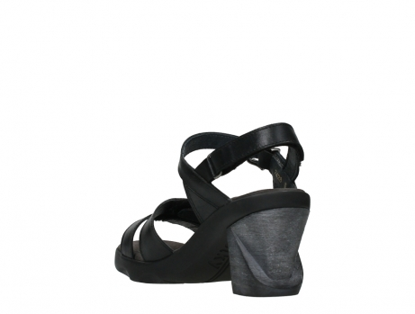 wolky sandalen 07428 cross 20000 black leather_17