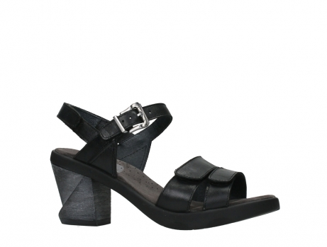 wolky sandalen 07428 cross 20000 black leather_2