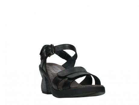 wolky sandalen 07428 cross 20000 black leather_5