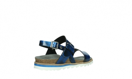 wolky sandalen 08225 minori 30865 blue leather_22