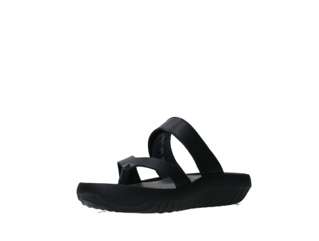 wolky slippers 00880 tahiti 31002 black leather_10
