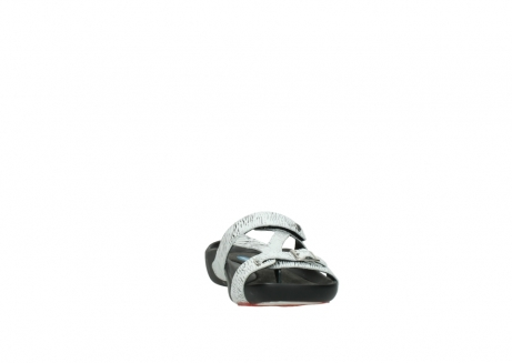 wolky slippers 01000 oconnor 70110 white black canal leather_18