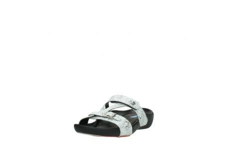 wolky slippers 01000 oconnor 70110 white black canal leather_21