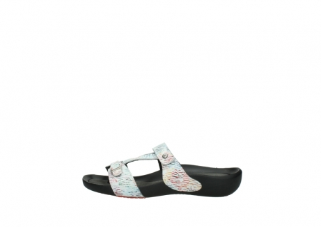 wolky slippers 01000 oconnor 70980 white multi color canal leather_1
