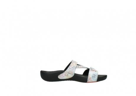 wolky slippers 01000 oconnor 70980 white multi color canal leather_13