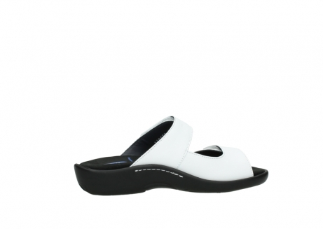 wolky slippers 01301 nepeta 30100 white leather_12
