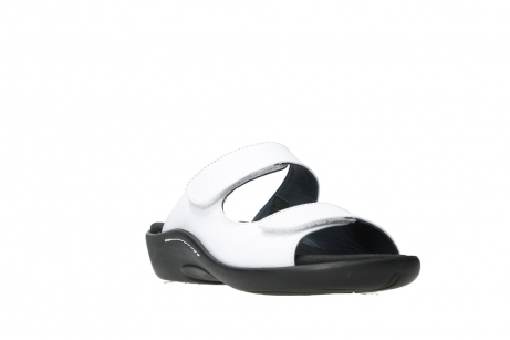wolky slippers 01301 nepeta 30100 white leather_2