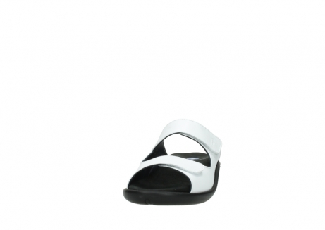 wolky slippers 01301 nepeta 30100 white leather_20