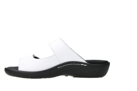 wolky slippers 01301 nepeta 30100 white leather_4