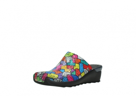 wolky slippers 02575 go 40922 picasso multi suede_22