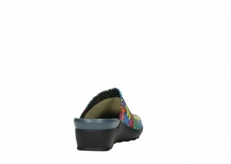 wolky slippers 02575 go 40922 picasso multi suede_8