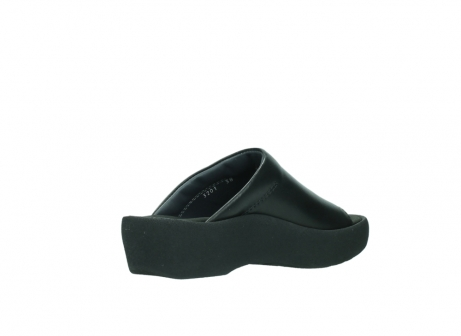 wolky slippers 03201 nassau 30000 black leather_10